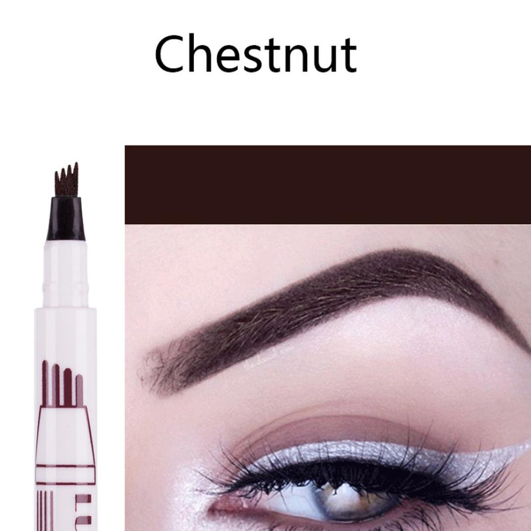 Amazon Waterproof Liquid Eyebrow Pencil For Girls Iuhan Pro