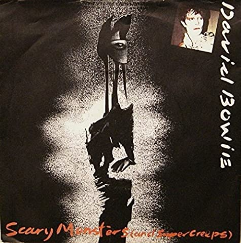 Scary Monsters (And Super Creeps) - David Bowie 7