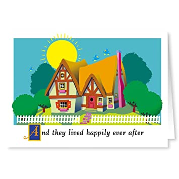 Amazon.com: Real Estate New Home Thank You Note Card - 18 Boxed ...