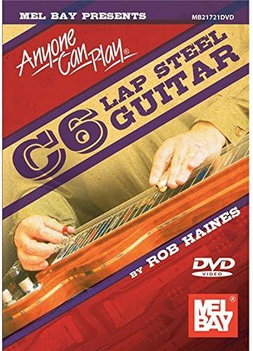 Anyone Can Play C6 Lap Steel Guitar. Para Guitarra lap steel ...