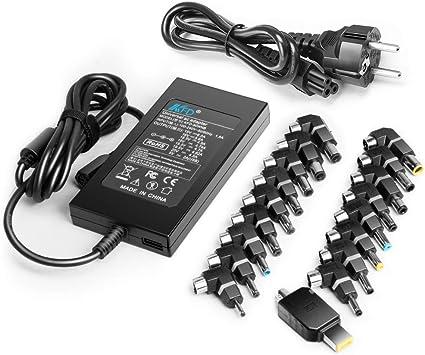9 PUNTE NUOVO 120W UNIVERSALE ADATTATORE AC Power Caricabatterie USB LAPTOP NOTEBOOK Regno Unito