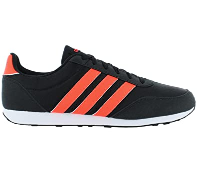 adidas Racer Basket Noir Rouge Chaussures Homme Baskets Top: Amazon