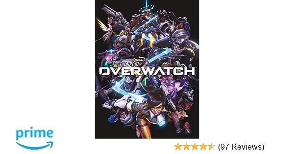 Amazon com: The Art of Overwatch (9781506703671): Blizzard