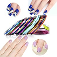 CINEEN Nail Stickers