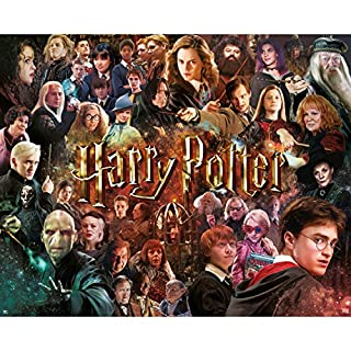 1000 Piece Jigsaw Puzzle, Harry Potter Puzzle, Movie Theme
