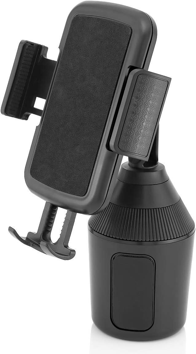 Midgard Universal Autohalterung Für Kfz Getränkehalter Elektronik