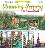 img - for Stunning Scenery in Cross Stitch book / textbook / text book