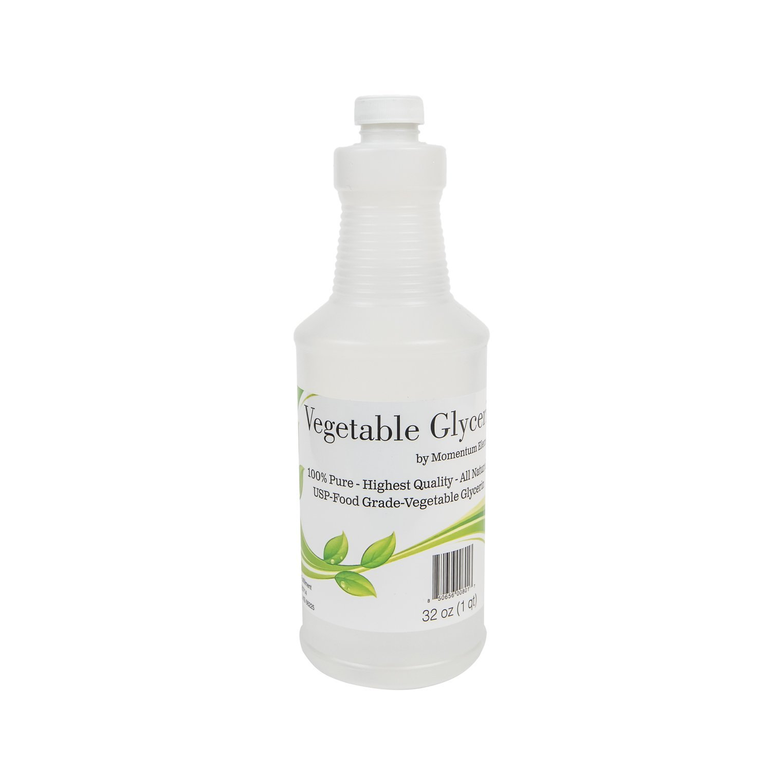 Vegetable Glycerin 99.8% Pure - 1 Quart (32 oz) USP Food Grade All Natural Premium Quality and Made in the USA