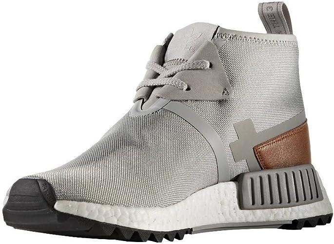 adidas NMD C1 TR Chukka Trail Grey Brown White : Amazon.de: Shoes ...