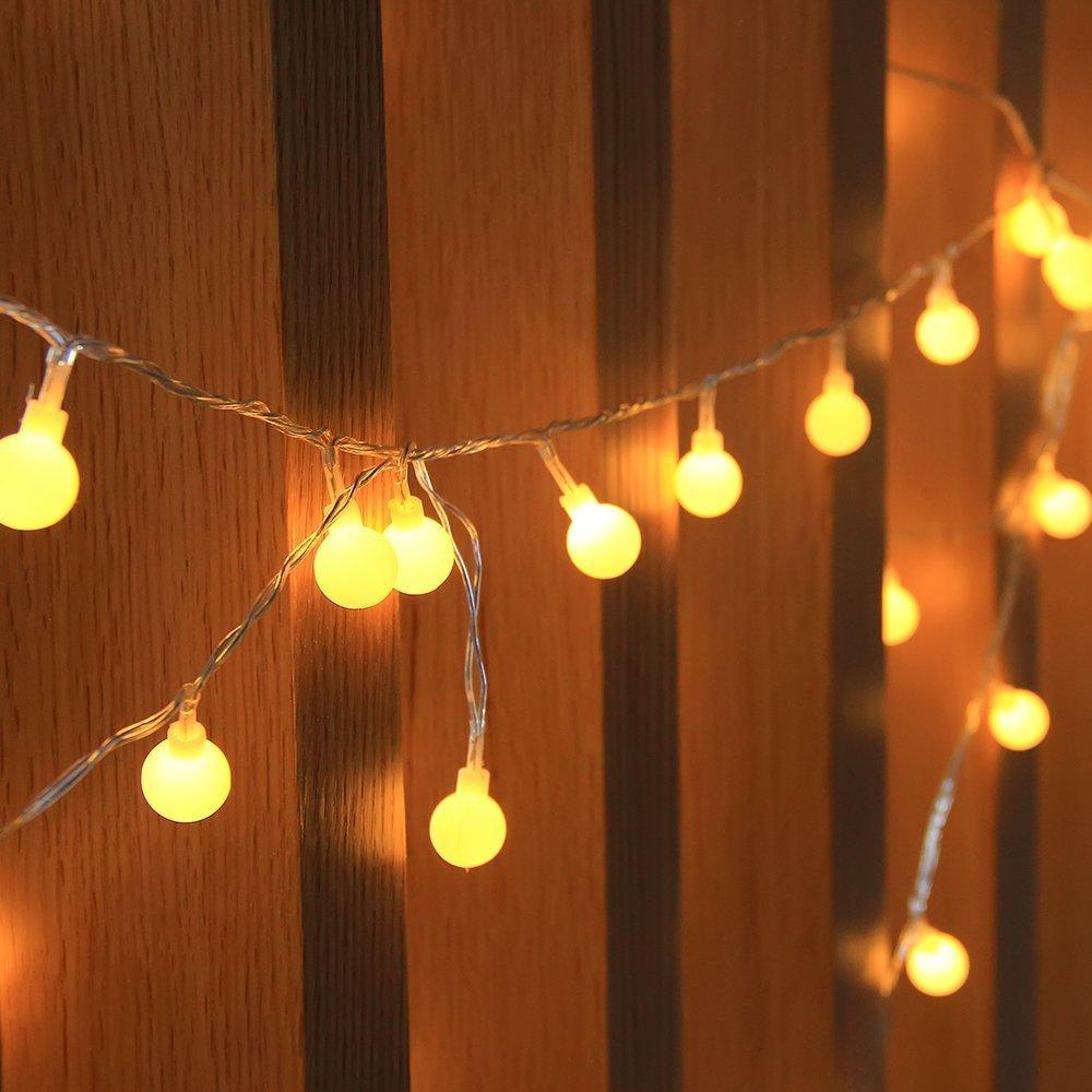 Guirlande Lumineuse Terrasse Modle Dcoration Lumineuse Balcon Ide