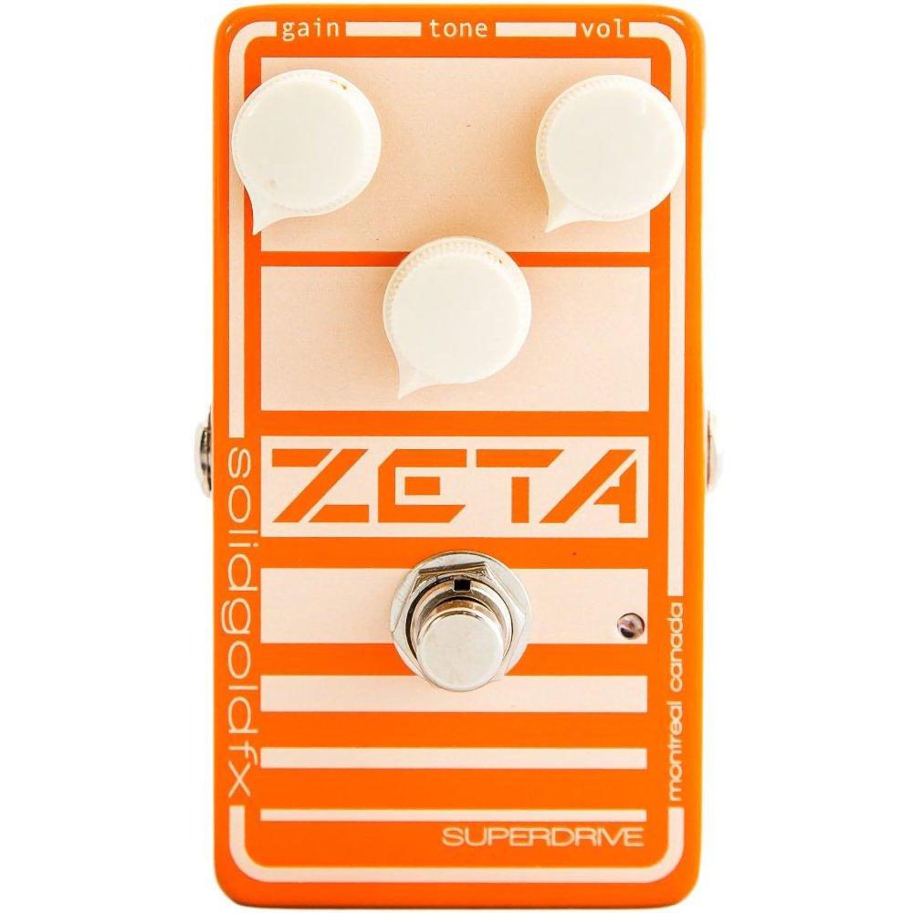 【超特価sale開催!】 SoldGoldFX SuperDrive (guitar ギター用オーバードライブ SuperDrive ZETA B00JM32HTS (guitar OD) B00JM32HTS, 長久手町:26415474 --- a0267596.xsph.ru