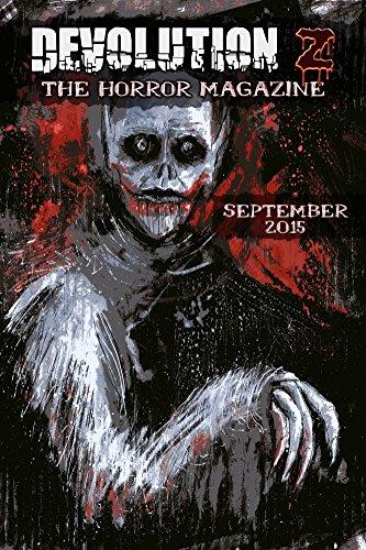 Devolution Z: The Horror Magazine September 2015
