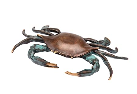 SPI Home Bluepoint Chesapeake Bay Maryland Crab Figurine