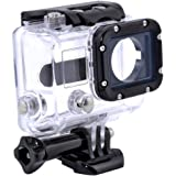 Mochalight Underwater Waterproof Protective Housing Case Cover Protector for GoPro Hero 3