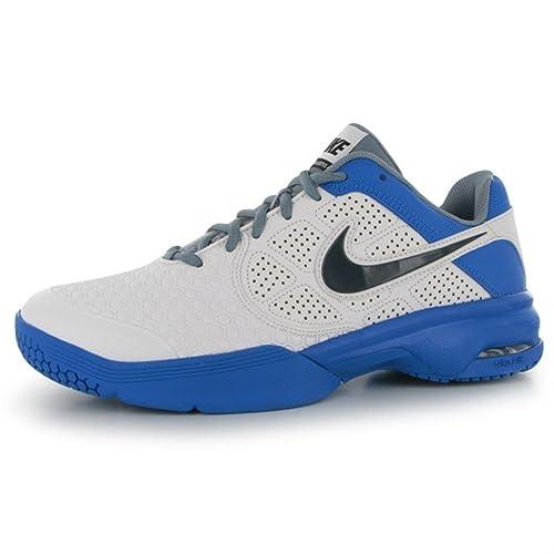 Nike Hombres de Air Courtballistec 4.1 - Zapatillas de Tenis: Amazon.es: Zapatos y complementos