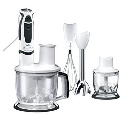 Braun - Batidora Multiquick 5 MR 570 Pâtisserie (Reacondicionado Certificado)