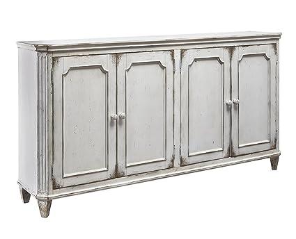 Ashley Furniture Signature Design T505 560 Mirimyn 71u0026quot; Accent Cabinet Vintage  Casual,