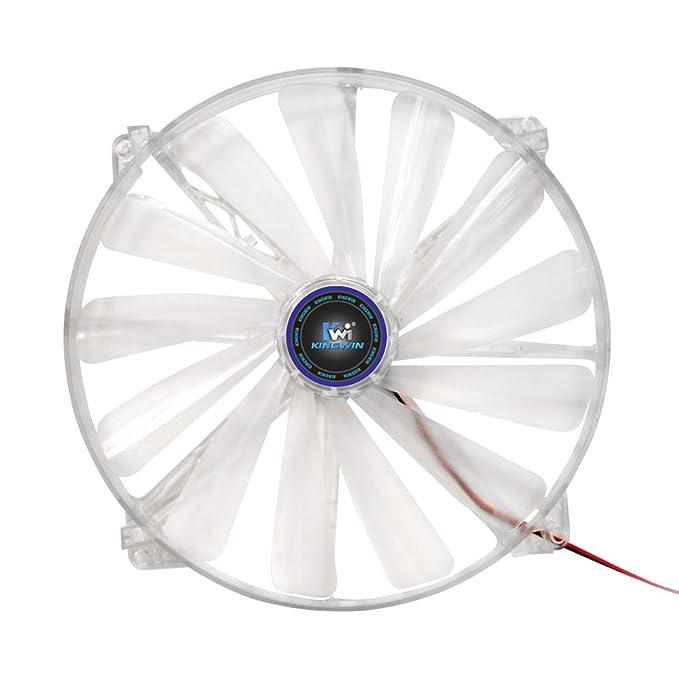 Kingwin 120 x 120 mm Long-Life Bearing Blade Case for Cooling Fan CF