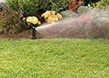 Orbit 55662 Voyager II Professional 4-Inch Adjustable Pop-Up Gear Drive Rotor Sprinkler Spray Head, 40° to 360° Pattern, 25' - 52' Spray Distance