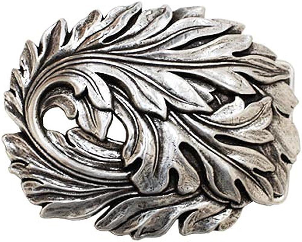 Lord of Label Boucle de Ceinture en forme de Ca/ïman Argent gssm0908