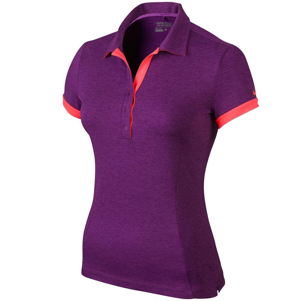 Nike Victory - Bloque de Polo de la Mujer Bold Berry, Mujer, Bold ...