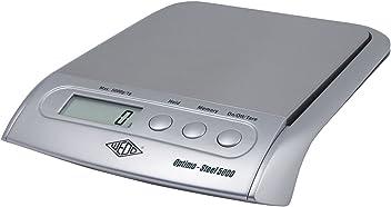1000g//0,5g Wedo 481154 Elektronische Universalwaage Optimo 1000