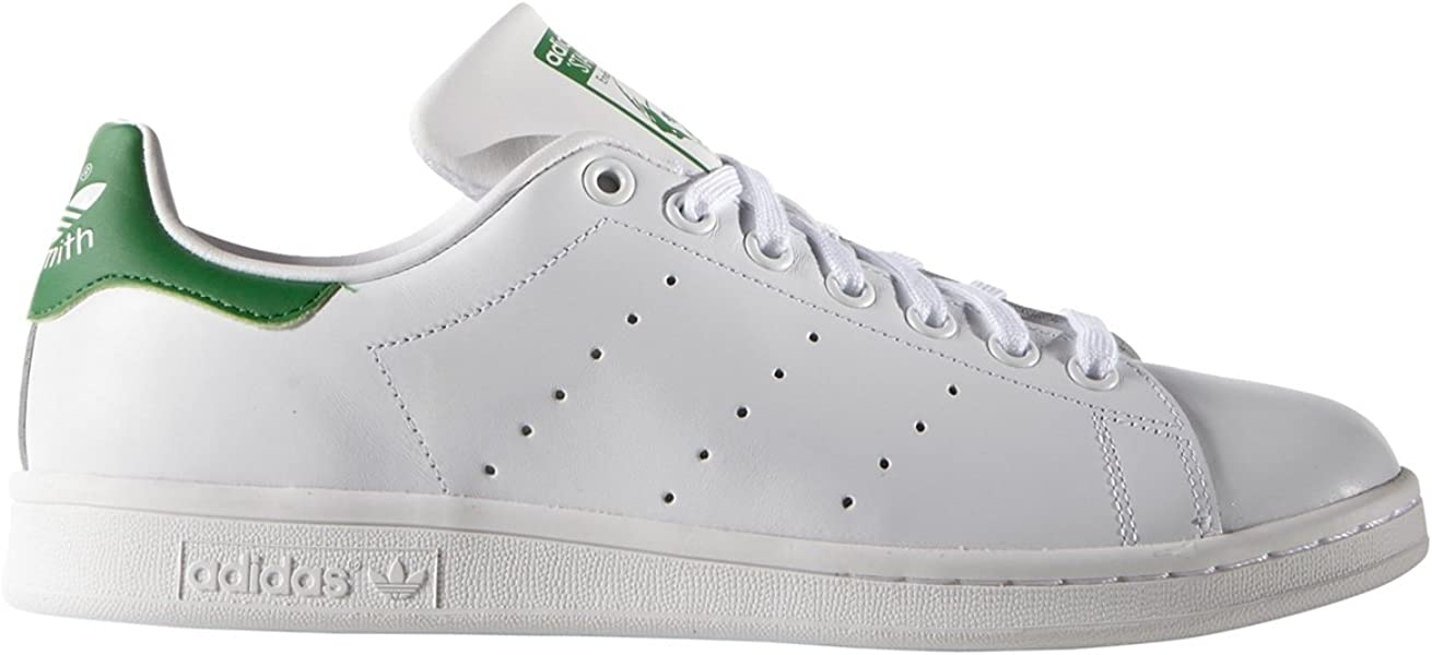 new concept 3ed3d 42f8c Adidas Stan Smith Zapatillas Blanca para Hombre Cuero. Sneaker Basketballs  S75074