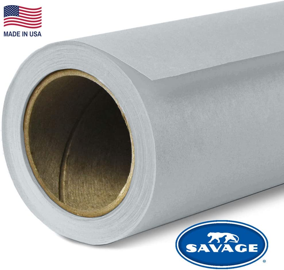 Savage Seamless Background Paper - #26 Slate Gray (86 in x 36 ft)