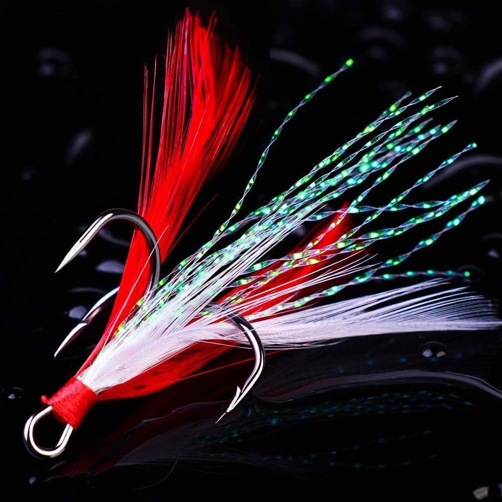 Fishing Hooks for Fly Tying 1000 Mixed Sizes