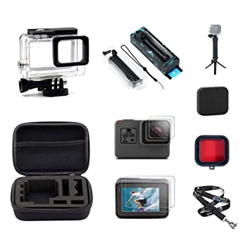 Amazon.com: InBestOne - Kit de accesorios para GoPro Hero 7 ...