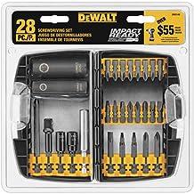 DEWALT DW2149 IMPACT READY Screwdriving Set, 28 Piece