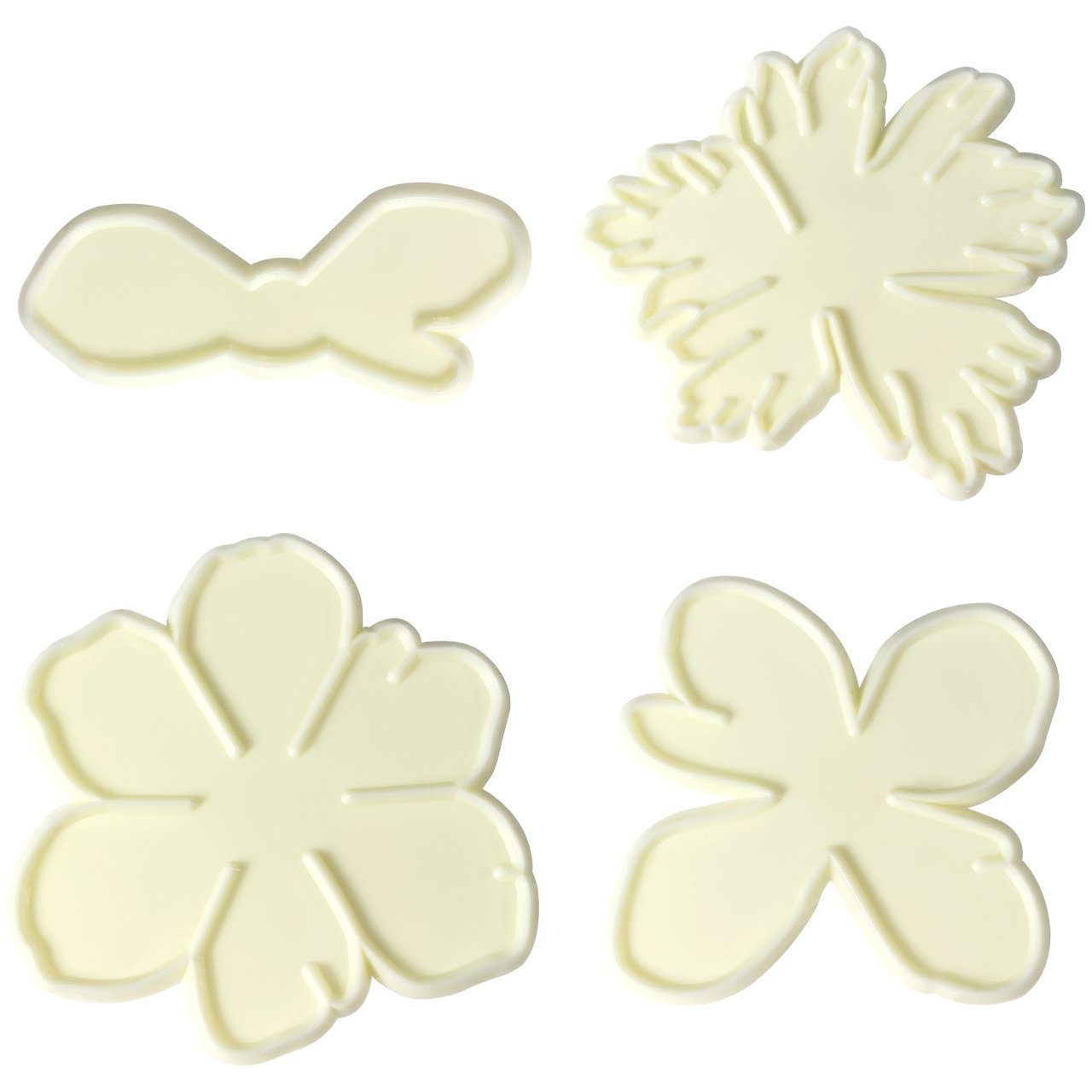 JEM Anemone Cutter, Set of 4, Yellow