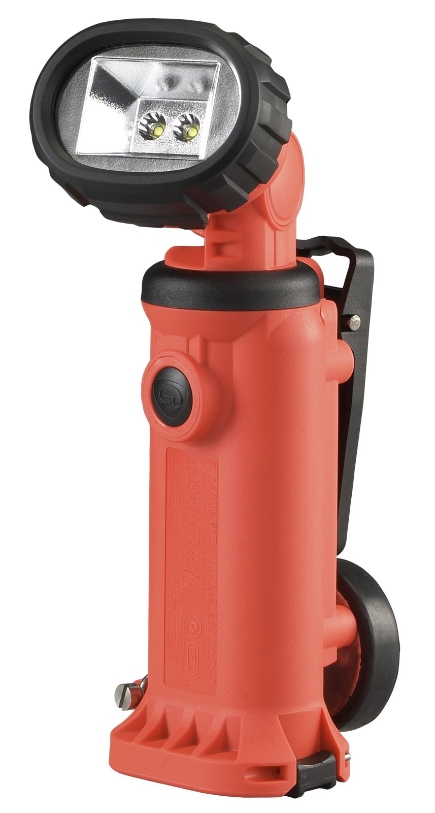 Streamlight 91644 Knucklehead HAZ-LO Flood Light, Orange - 163 Lumens by Streamlight (Image #1)