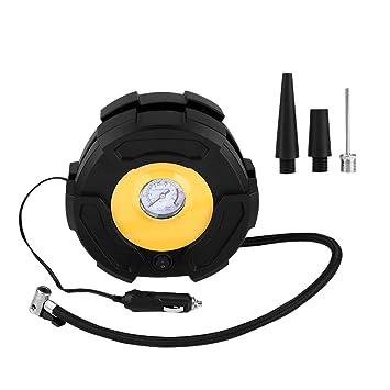 Amazon.es: KIMISS 12V Bomba portátil del compresor de aire del ...