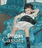 img - for Degas/Cassatt book / textbook / text book