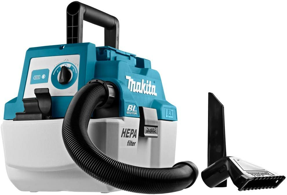 Makita DVC750LZX1 Aspirador 18 V (sin batería sin Cargador), Color ...