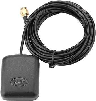 Antena GPS, Antena GPS con Conector SMA Antena de navegación GPS ...