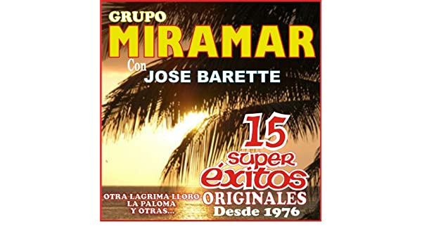Super Exitos Del Grupo Miramar by Grupo Miramar on Amazon Music - Amazon.com