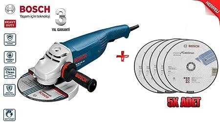 Bosch GWS 9-115 Professional 41//2 Angle Grinder 240V