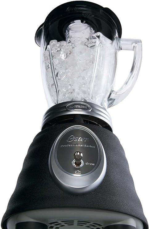 Oster Pro - Batidora de vaso (600 W, jarra de cristal, capacidad ...