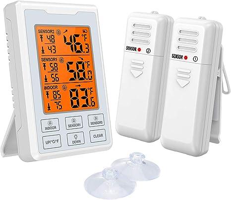 Brifit Refrigerator Thermometer