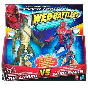 Marvel Spiderman - Pack 2 Lanza Aguas Spiderman (Hasbro) 98587186