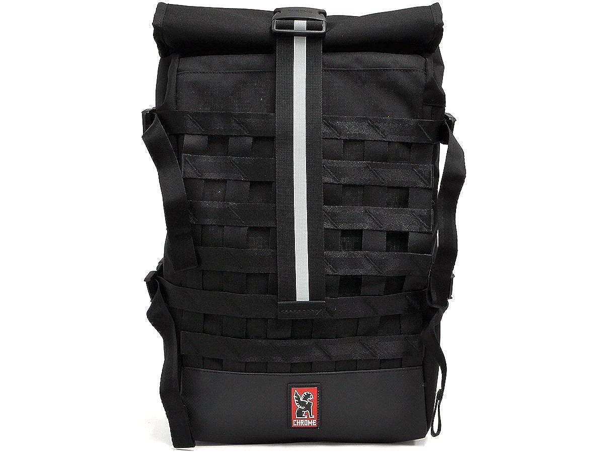 クローム リュック バラージカーゴ バックパック ブラック/ブラック CHROME BARRAGE CARGO BLACK/BLACK [並行輸入品]   B07432TSCW