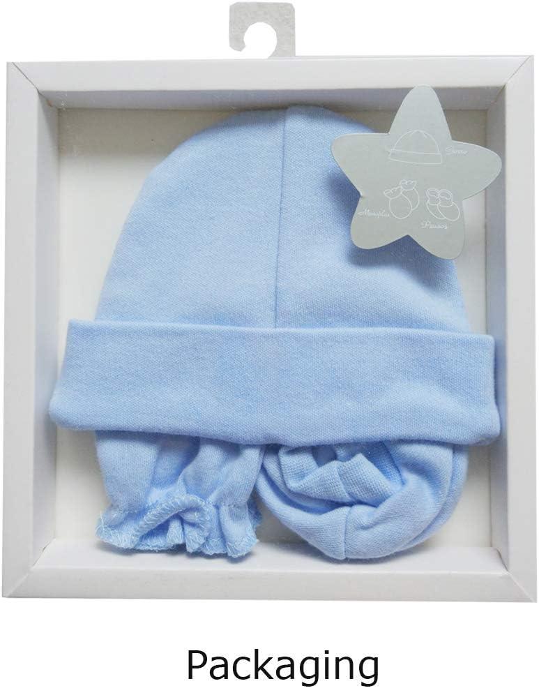 Caja Regalo 100/% Algod/ón 3 Piezas Baby Comfort