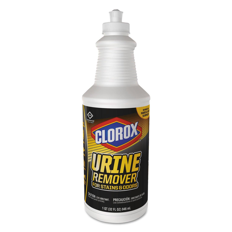 Clorox 31415 Urine Remover 32 oz Bottle Clean Floral Scent 6/Carton