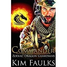 Commander (Zodiac Dragon Guardians Book 9)