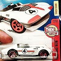 HOT WHEELS® Corvette Grand Sport Roadster - 1:64 - weiß/rot