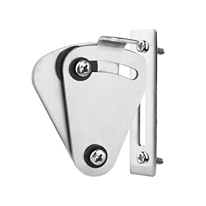 Barn Door Latch La Vane Modern Simple Barn Door Privacy Lock