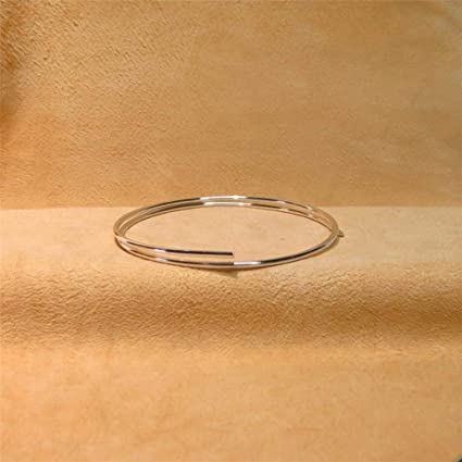 9999 Pure Silver Wire 10 Gauge 24-1 Piece for Colloidal Silver Generator