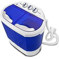 Candora. 10.4Lbs Semi-Automatic Twin Tube Washing Machine US Standard